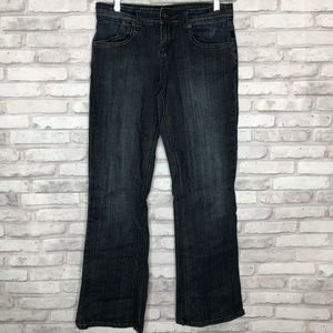 The Limited wide leg jeans, size 6
